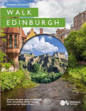 Walk Edinburgh (Leporello (brettet))