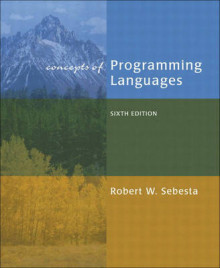 Concepts of Programming Languages av Robert W. Sebesta (Innbundet)