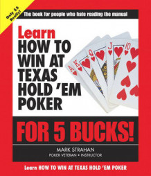 Learn How to Win at Poker for 5 Bucks av Stephen Gregory (Heftet)