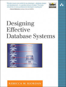 Designing Effective Database Systems av Rebecca M. Riordan (Heftet)