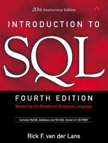 Introduction to SQL av Rick F. van der Lans (Blandet mediaprodukt)