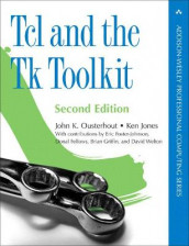Tcl and the Tk Toolkit av Ken Jones og John Ousterhout (Heftet)