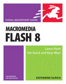 Macromedia Flash 8 for Windows and Macintosh av Katherine Ulrich (Heftet)
