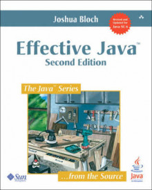 Effective Java av Joshua Bloch (Heftet)