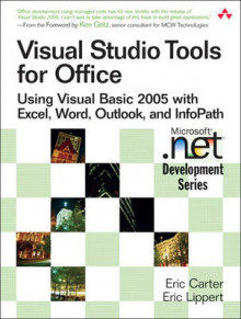 Visual Studio Tools for Office av Eric Carter og Eric Lippert (Heftet)