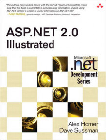 ASP.Net 2.0 Illustrated av Alex Homer og Dave Sussman (Heftet)
