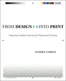 From Design into Print av Sandee Cohen (Heftet)
