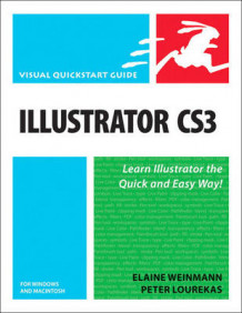 Illustrator CS3 for Windows and Macintosh av Elaine Weinmann og Peter Lourekas (Heftet)