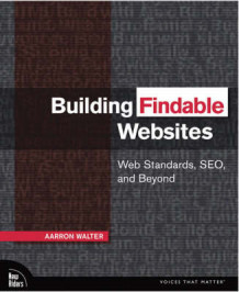 Building Findable Websites av Aarron Walter (Heftet)