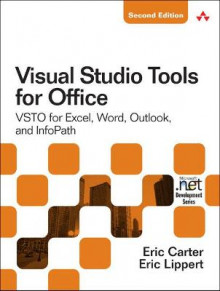 Visual Studio Tools for Office 2007 av Eric Carter og Eric Lippert (Heftet)