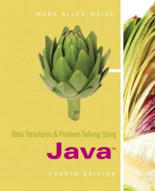 Data Structures and Problem Solving Using Java av Mark Allen Weiss (Innbundet)
