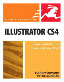 Illustrator CS4 for Windows and Macintosh av Elaine Weinmann og Peter Lourekas (Heftet)