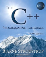 Omslag - The C++ Programming Language