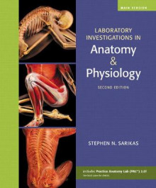 Laboratory Investigations in Anatomy & Physiology, Main Version av Stephen N. Sarikas (Spiral)
