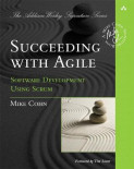 Omslag - Succeeding with Agile