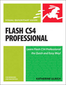 Flash CS4 Professional for Windows and Macintosh av Katherine Ulrich (Heftet)