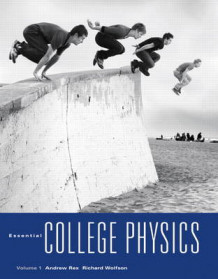 Essential College Physics av Andrew Rex og Richard Wolfson (Heftet)