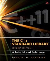 Omslag - The C++ Standard Library