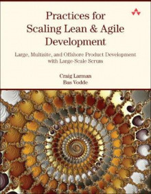Practices for Scaling Lean & Agile Development av Craig Larman og Bas Vodde (Heftet)