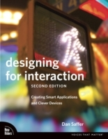 Designing for Interaction av Dan Saffer (Heftet)