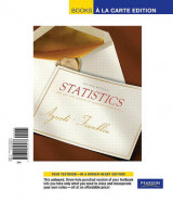Omslag - Statistical Methods for the Social Sciences, Books a la Carte Edition