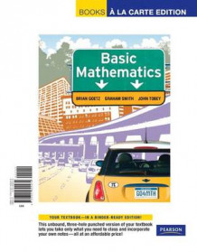 Basic Mathematics, Books a la Carte Edition av Brian F Goetz (Perm)