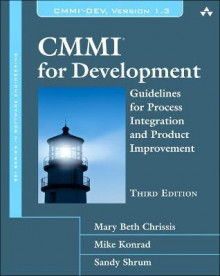 CMMI for Development av Mary Beth Chrissis, Sandra Shrum og Mike Konrad (Innbundet)