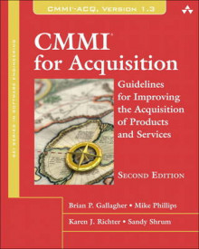 CMMI for Acquisition av Brian P. Gallagher, Mike Phillips, Karen Richter og Sandra Shrum (Innbundet)