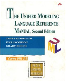 The Unified Modeling Language Reference Manual av James Rumbaugh, Ivar Jacobson og Grady Booch (Heftet)
