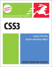 CSS3 av Jason Cranford Teague (Heftet)