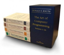 The Art of Computer Programming: Volumes 1-4a av Donald E. Knuth (Innbundet)