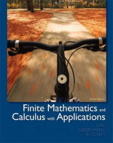 Omslag - Finite Mathematics and Calculus with Applications Plus MyMathLab/MyStatLab -- Access Card Package