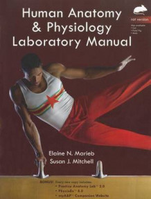 Human Anatomy & Physiology Laboratory Manual, Rat Version av Elaine N. Marieb og Susan J. Mitchell (Spiral)