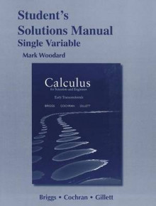 Student Solutions Manual for Calculus for Scientists and Engineers av Bill Briggs, William Briggs, Lyle Cochran, Bernard Gillett og Eric Schulz (Heftet)