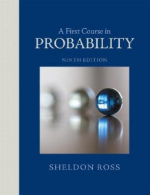 A First Course in Probability av Sheldon Ross (Innbundet)