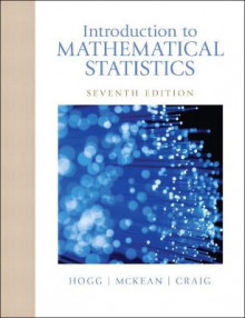 Introduction to Mathematical Statistics av Robert V. Hogg, Joseph W. McKean og Allen T. Craig (Innbundet)