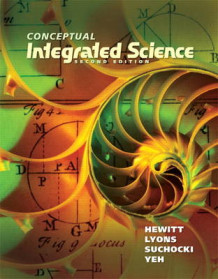 Conceptual Integrated Science Plus MasteringPhysics with Etext -- Access Card Package av Paul G. Hewitt, Suzanne Lyons, John A. Suchocki og Jennifer Yeh (Blandet mediaprodukt)
