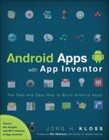 Android Apps with App Inventor av Joerg H. Kloss (Heftet)