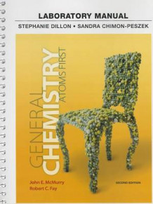 Laboratory Manual for General Chemistry av John E. McMurry, Robert C. Fay og Stephanie Dillon (Innbundet)