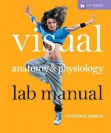 Visual Anatomy & Physiology Laboratory Manual, Cat Version av Stephen N. Sarikas (Spiral)