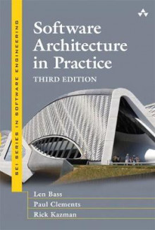 Software Architecture in Practice av Len Bass, Rick Kazman og Paul Clements (Innbundet)