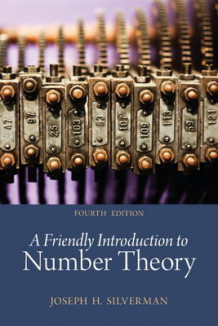 A Friendly Introduction to Number Theory av Joseph H. Silverman (Innbundet)