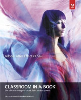 Omslag - Adobe After Effects CS6 Classroom in a Book