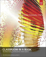 Omslag - Adobe Fireworks CS6 Classroom in a Book