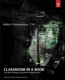 Adobe Dreamweaver CS6 Classroom in a Book av Adobe Creative Team (Blandet mediaprodukt)