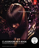 Omslag - Adobe Premiere Pro CS6 Classroom in a Book