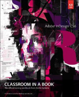 Omslag - Adobe InDesign CS6 Classroom in a Book