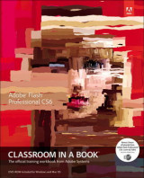 Omslag - Adobe Flash Professional CS6 Classroom in a Book