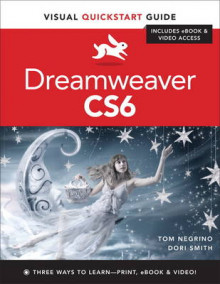Dreamweaver CS6 av Tom Negrino og Dori Smith (Blandet mediaprodukt)