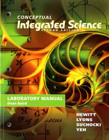 Lab Manual for Conceptual Integrated Science av Paul G. Hewitt, Suzanne A. Lyons, John A. Suchocki og Jennifer Yeh (Heftet)